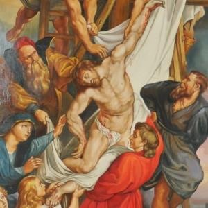 Зняття з хреста Господа нашого Ісуса Христа