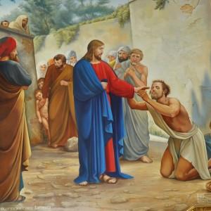 Оздоровлення святого Вартоломея