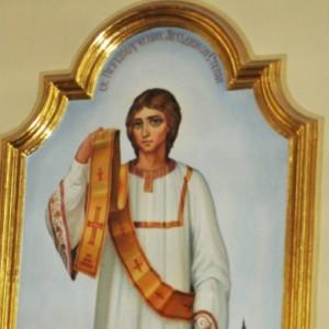 Первомученик архідиякон Стефан