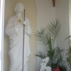 Капличка Святого Юди Тадея