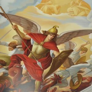 Перемога над дияволом архистратига Михаїла