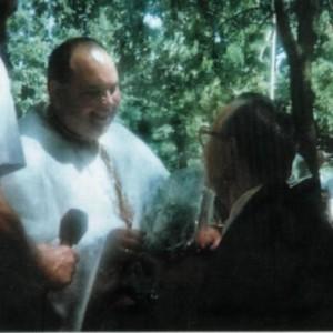 Визначний жертводавець пан Іван СЕМЧУК (США).